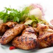 BBQ Chicken Wings — Stock Photo #23877205