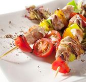 Yakitori — Stock Photo