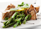 Fillet of Chicken — Stock Photo