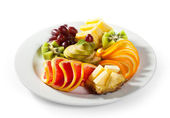 Fruits Dish — Foto Stock