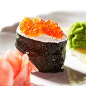 イクラ寿司 — ストック写真