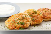 Potato Pancake — Stock Photo