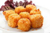 Cheese Balls — Stock Photo
