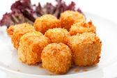 Cheese Balls — Stock Photo