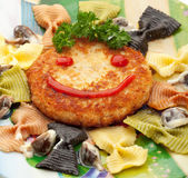 Kids Food — Stock Photo