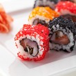 Japanese Cuisine - Sushi — Photo