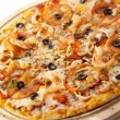 Постер, плакат: Seafood Pizza