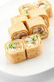 Burrito Roll — Stock Photo