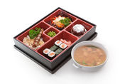 Bento Lunch — Foto Stock