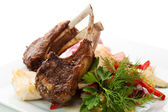 Lamb Chops — Foto de Stock