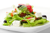 Salat — Stockfoto