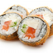 Tempura Roll - Stock Photo