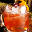 Stock Photo: Old Fashion Cocktail
