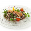 Beef Tongue Salad — Stock Photo