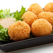 Stock Photo: Rice Balls