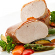 Stock Photo: Pork Fillet