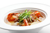 Spicy Soup — Stockfoto