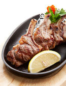 Grilled Foods — Foto Stock