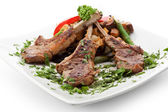 Lamb chops — Stockfoto