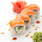 Salmon Roll — Photo