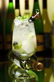 Wine Cocktail — Stock Photo