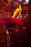 Cocktail - Cosmo — Stock Photo