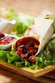 Burrito — Stock Photo