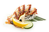 Unagi Sashimi — Stock Photo