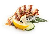 Unagi Sashimi — Stock Photo