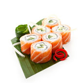 Philadelphia Roll — Stock Photo
