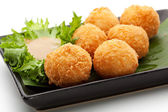 Rice Balls — Stock Photo