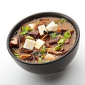 Japanese Cuisine - Miso Soup — Stock Photo
