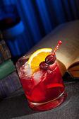 Bourbon cóctel — Foto de Stock