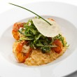 Seafood Risotto — Stock Photo #25046033
