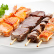 Grilled Foods — Stock Photo #25046055
