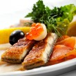 Fish Plate — Stock Photo #25046823