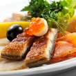 Fish Plate — Stock Photo #29827655