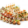 Canapes — Stock Photo #29831371