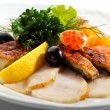 Fish Plate — Stock Photo #29918103
