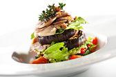 Warm Salad — Stock Photo