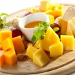 Cheese Plate — Stock Photo #30751265