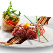 Stock Photo: Beef Tartare