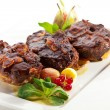 Foto Stock: Baked Mutton