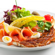 Fish Plate — Stock Photo #39909817