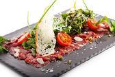 牛肉のカルパッチョ — ストック写真