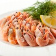 Shrimps — Stock Photo #39910221