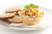 Fish Pate — Stock Photo