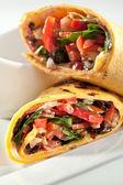 Burrito — Stock fotografie