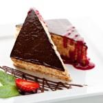 Chocolate Cake — Stock Photo #49743433