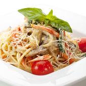 Espaguete — Fotografia Stock